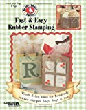 Gooseberry Patch: Fast and Easy Rubber Stamping (Leisure Arts #3803) (1574863681) by Gooseberry Patch