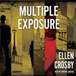 Multiple Exposure: Sophie Medina, Book 1 (       UNABRIDGED) by Ellen Crosby Narrated by Caroline Shaffer