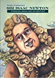 img - for Sir Isaac Newton: Famous English Scientist (People of Importance) book / textbook / text book