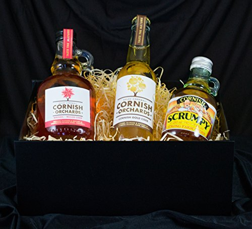 Simply Cornish Hampers Cider Selection Mix Box