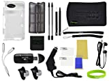 CrazyOnDigital Cases Charger Screen ProtectorFull Accessory kit for Nintend ....