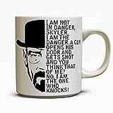 Breaking Bad Inspiré I Am The Danger Mug