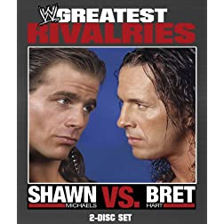 WWE: Greatest Rivalries - Shawn Michaels vs. Bret Hart