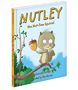 Nutley, the Nut-Free Squirrel from Mascot Books
