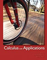 Calculus with Applications, 10th Edition Front Cover
