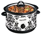 Crock-Pot  Manual 4.5 Qt, Round Damas...