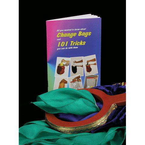 101 Tricks w/Change Bag Book