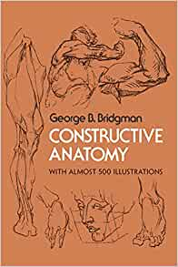 Constructive Anatomy (Dover Anatomy for Artists): George B