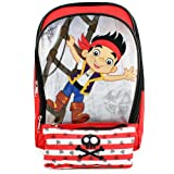 Jake and the Never Land Pirates Toddler Backpack and Pencil Case
