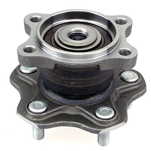 WJB WA512292 - Rear Wheel Hub Bearing Assembly - Cross Reference: Timken HA590111 / Moog 512292 / SKF BR930442 (Nissan Quest 2004 Wheel Bearing compare prices)
