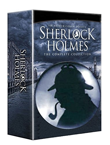 the-complete-sherlock-holmes-illustrated-english-edition