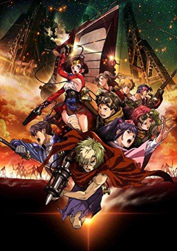 甲鉄城のカバネリ 1(完全生産限定版) [Blu-ray]