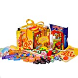 The Original Retro Sweets Candy Gift Box - The Perfect Christmas Present or Birthday Gift For Any Anyone