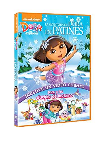 Dora La Exploradora: La Aventura De Dora Sobre Patines