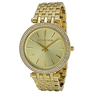 Michael Kors Watches Darci Watch (Gold)