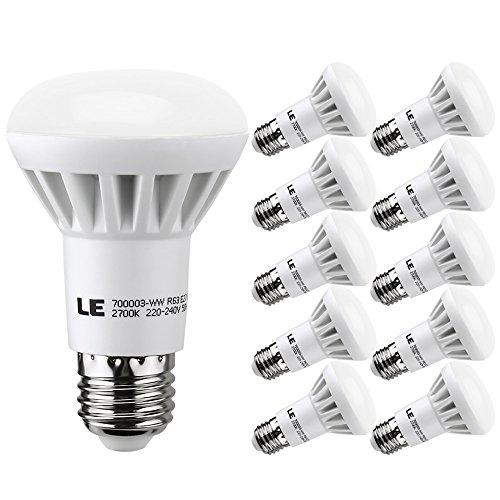 ¡Chollazo! Bombilla reflector LED de 8 W Lighting Ever E27 R63