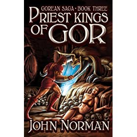 Priest-Kings of Gor (Gorean Saga 3)