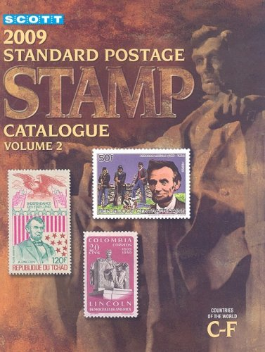 Scott 2009 Standard Postage Stamp Catalogue, Vol. 2: Countries of the World- C-F