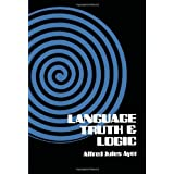 Language, Truth and Logic (Dover Books on Western Philosophy) ~ Alfred Jules Ayer