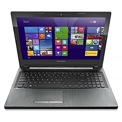 Lenovo G50-80 80E502UKIN 15.6-inch Laptop (Core i5-5200U/4GB/1TB/AMD Radeon R5 M330 Graphics/Windows 10), Black