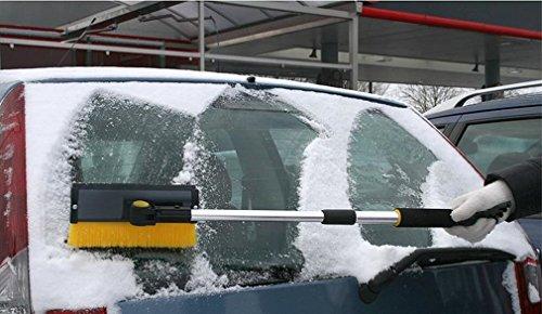 iapyx-Spazzola-neve-professionale-con-raschietto-per-il-ghiaccio-impugnatura-morbida-telescopica-setole-orientabili