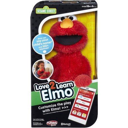 <b>Friends Sesame Street Love2Learn Elmo</b>