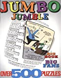 Jumbo Jumble: A Big Book for Big Fans (Jumbles)
