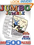 Jumbo Jumble: A Big Book for Big Fans...