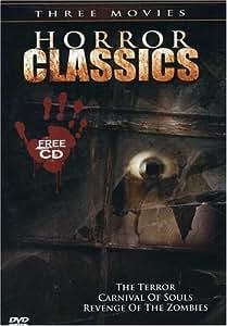 Horror Classics: The Terror/Carnival of Souls/Revenge of the Zombies