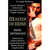 Master of Mine ~ Lauren Gallagher
