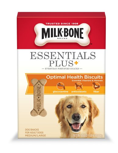 Milk Bone Essential Plus Optimal Health Biscuits