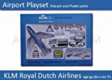 Real Toys KLM6261 KLM Airport Playset Toy
