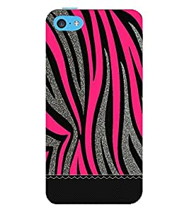 Pink Love Girly Wall 3D Hard Polycarbonate Designer Back Case Cover for Apple iPod Touch 6 (6th Generation)