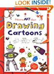 Drawing Cartoons (Art Ideas) (Usborne...