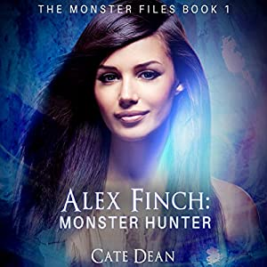 Alex Finch: Monster Hunter Audiobook
