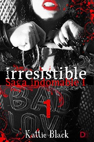 Portada del libro Irresistible de Kattie Black