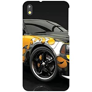 HTC Desire 816 Back Cover - Sexy Car Designer Cases