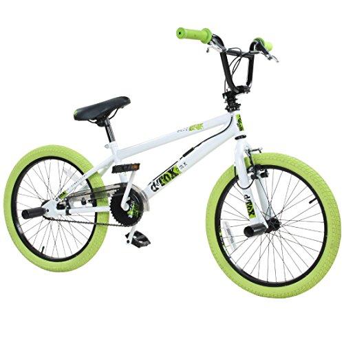 20-BMX-deTOX-Freestyle-Kinder-BMX-Anfnger-Farbeweissgrn