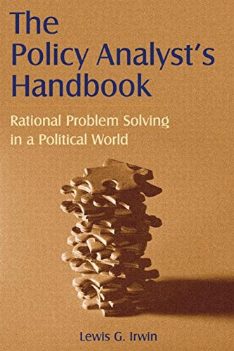 Policy Analyst's Handbook: Rational Problem Solving in a...