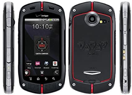 Casio GzOne Commando C771 Verizon MIL SPEC Rugged Android