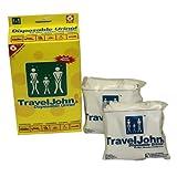 TravelJohn-Disposable Urinal (6 pack) ~ Travel John
