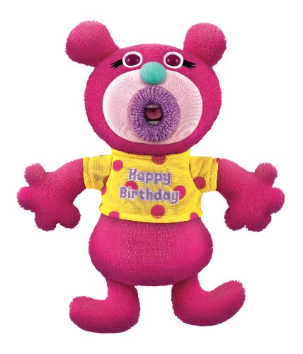 Fisher Price Sing-A-Ma-Jigs Birthday - Pink