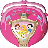 "IMC Toys 210073 - Disney Princess Radio/CD-Playervon ""IMC"""