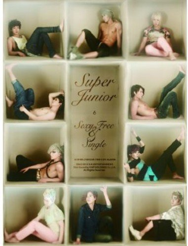 CD : Super Junior - Sexy Free & Single (Asia - Import)