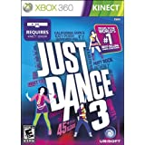 Just Dance 3 - Xbox 360 ~ UBI Soft