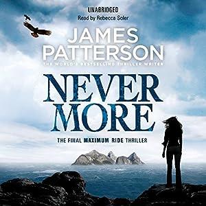 Maximum Ride: Nevermore Audiobook