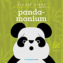 Panda-monium | Livre audio Auteur(s) : Stuart Gibbs Narrateur(s) : Gibson Frazier