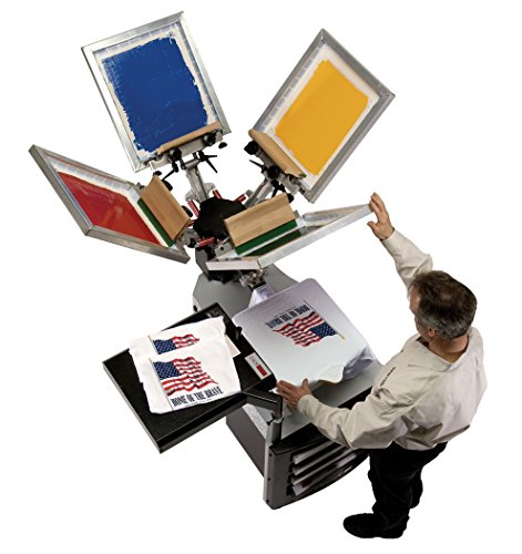 Printa Systems 770 Standard Screen Print System