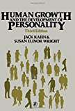 img - for Human Growth and the Development of Personality (Social Work Series) book / textbook / text book