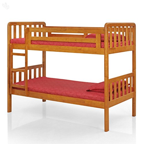 Royal Oak Scout Double Size Bed (Brown)